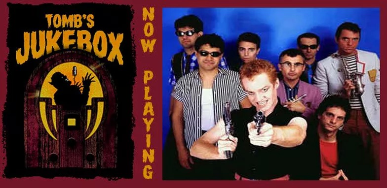 Pennywise joins OINGO BOINGO on Tomb's Jukebox