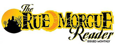 Logo of the Rue Morgue Reader