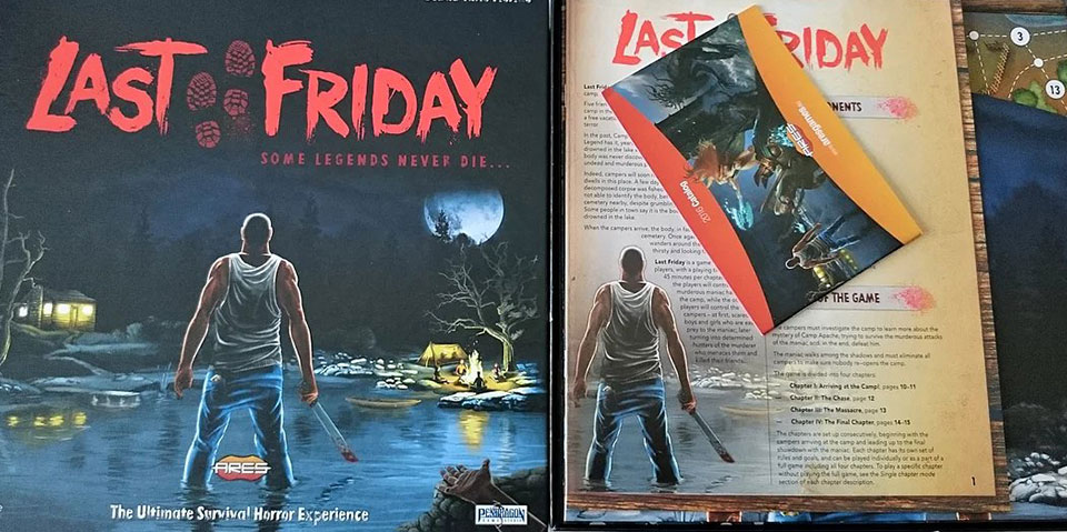 Sunday, Bloody, Funday: Last Friday Gets Board