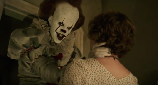 New IT trailer is awash in childhood terrors