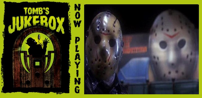 MEGADETH parties with Jason Voorhees on Tomb's Jukebox
