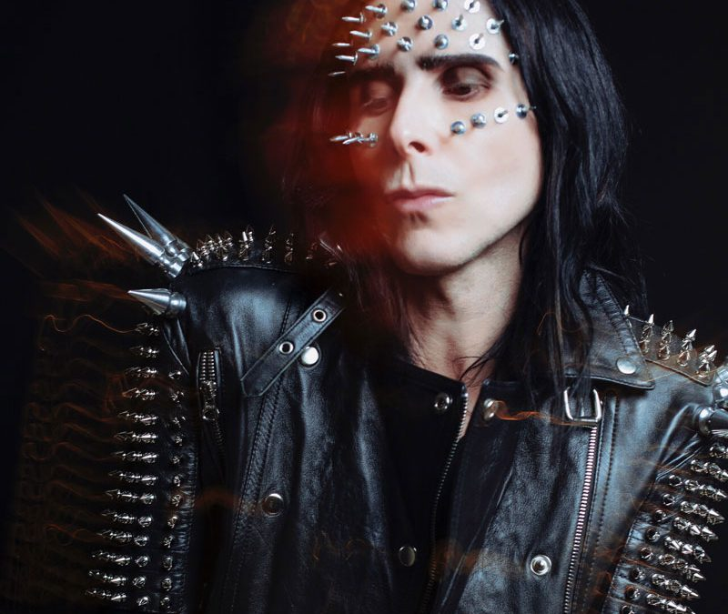 "Chris Corner of IAMX comes ""Alive in New Light"""