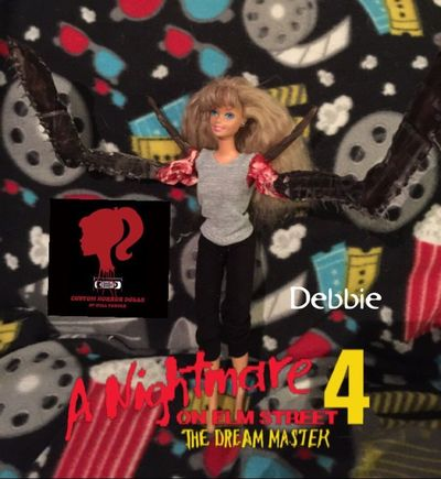BARBIE-SPLOITATION! DREAMY CUSTOM HORROR DOLLS BY WILL TURNER