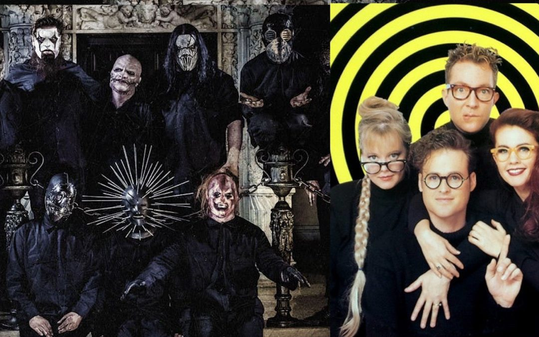 SLIPKNOT BATTLES THE B-52's ON TOMB'S JUKEBOX