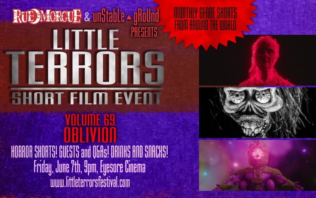 """Psychedelic puppet gore, twisted animation and more at the season finale of """"LITTLE TERRORS!"""""""