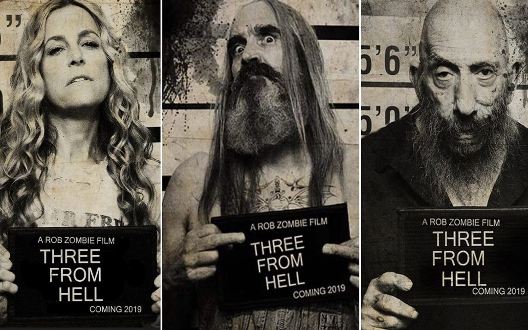"""REVIEW: """"3 FROM HELL"""" (OR…ROB ZOMBIE CASHES IN)"""
