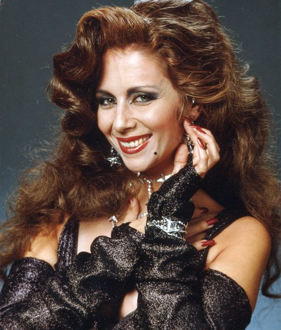 HORROR HOST #7: GET VAMPED WITH STELLA, THAT MAN-EATER FROM MANAYUNK (Philadephia, 1984-1990)