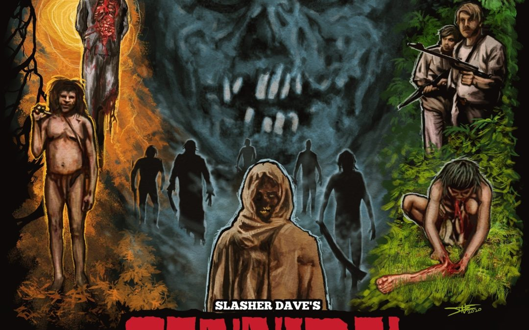 """EXCLUSIVE: SLASHER DAVE RELEASES NEW ALBUM """"CANNIBAL DEATH GODS"""""""
