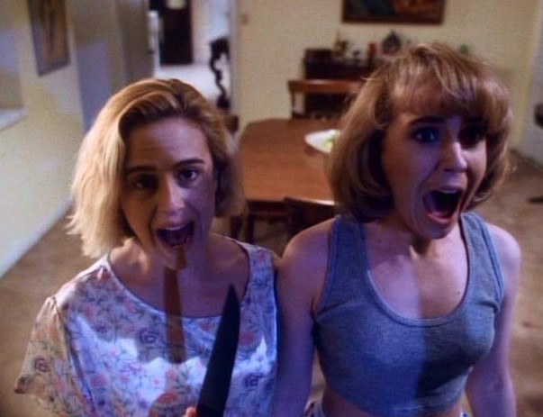 "Get drilled for a third time in ""Slumber Party Massacre 3"""