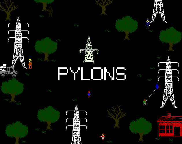 """Game Review: """"PYLONS"""" will short circuit your psyche"""