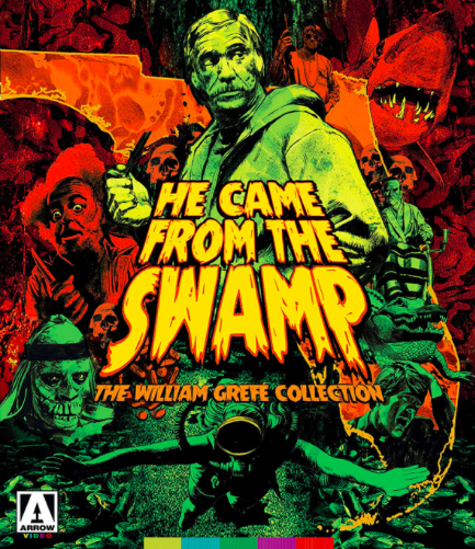 """""""He Came From The Swamp: The William Grefé Collection"""" Review"""