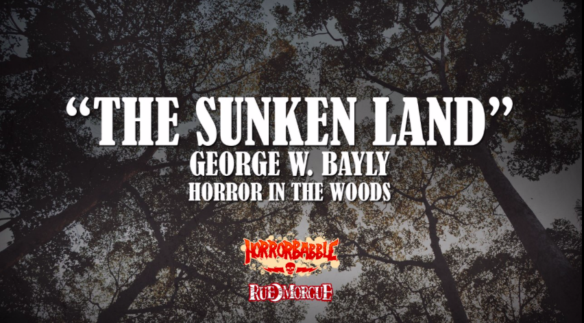 """HorrorBabble Kicks Off 2021 With New Series, """"Horror In The Woods"""""""