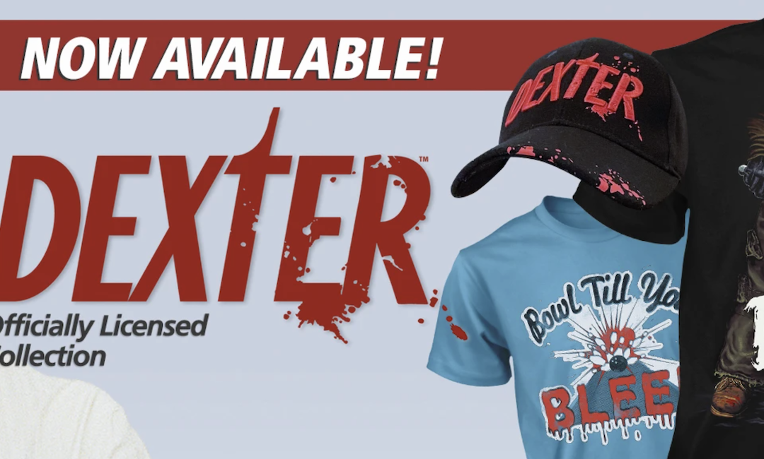"""""""Dexter"""" Slices Into New Apparel At Fright-Rags"""