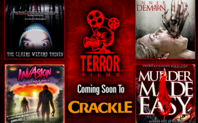 Terror Films Bringing A Specially Curated Slate of Features to Crackle