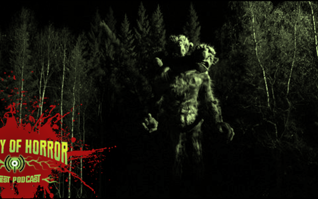 """The Faculty of Horror goes monster-hunting in an all-new episode on """"TROLLHUNTER"""" and """"WILLOW CREEK"""""""