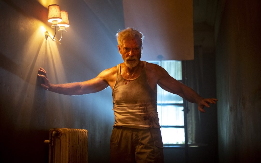 """See the """"Dark AF"""" red-band trailer for """"DON'T BREATHE 2""""!"""