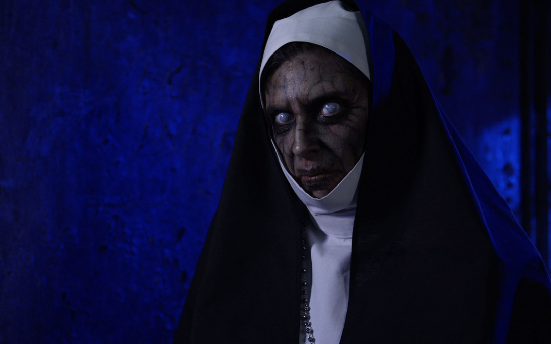 """Subscribe Now To Win A """"Nun's Curse"""" Action Figure"""