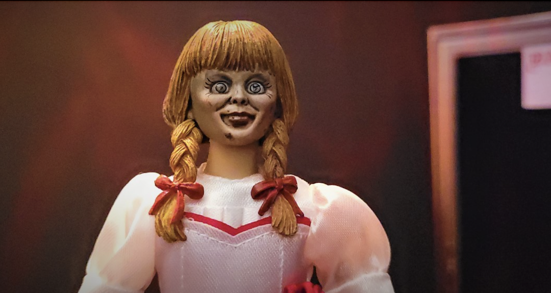 """Invite Annabelle Into Your Abode With NECA's """"Annabelle Comes Home"""" Clothed Figure"""