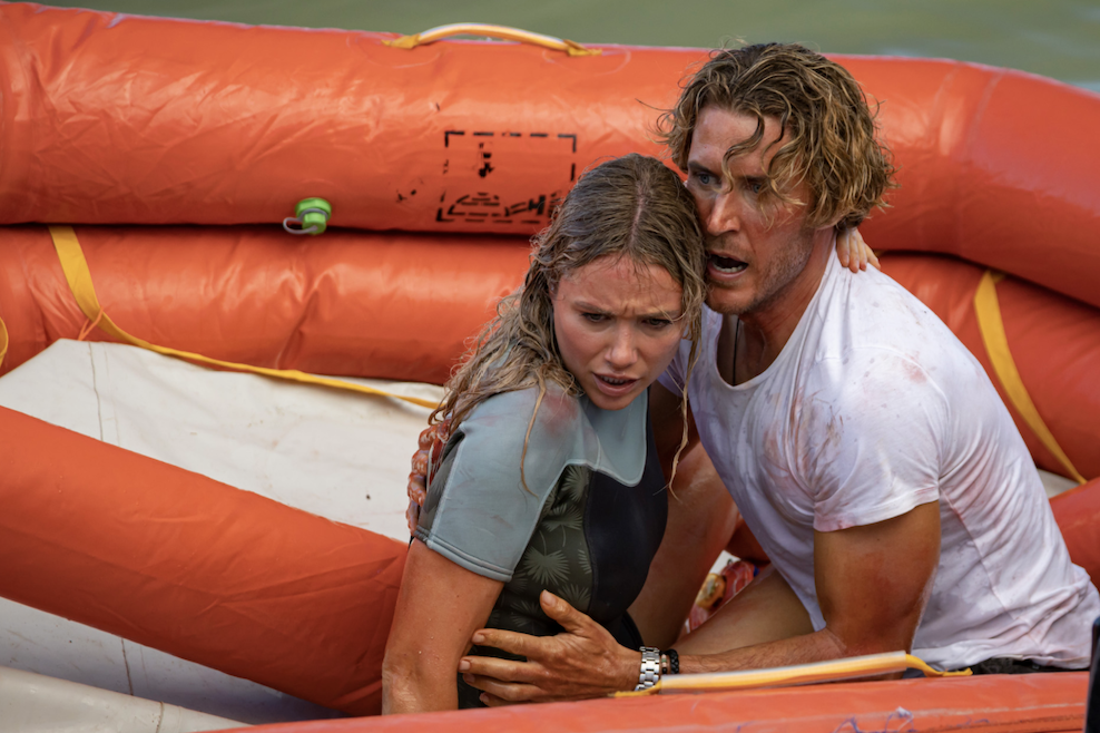 """""""Great White"""" Stars And Director Discuss The Character-Driven Aquatic Thriller"""
