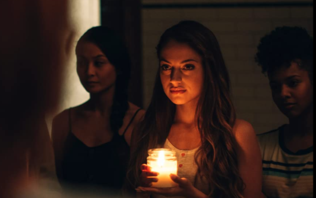 """Movie Review: There Are Few Signs of Life to be Found in Simon Barrett's """"SEANCE"""""""